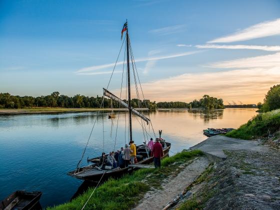 Très joli camping vert en Pays de Loire